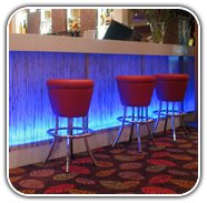 Bar stools available from Commercial Furniture by Design